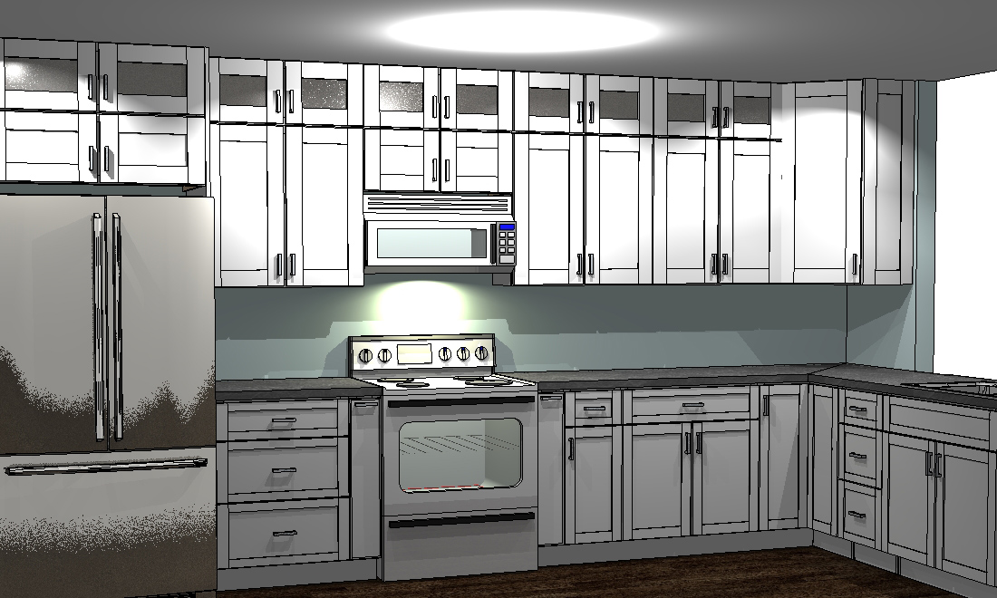 Gallery Of Kitchens Jarlin Cabinetry Rta Cabinets